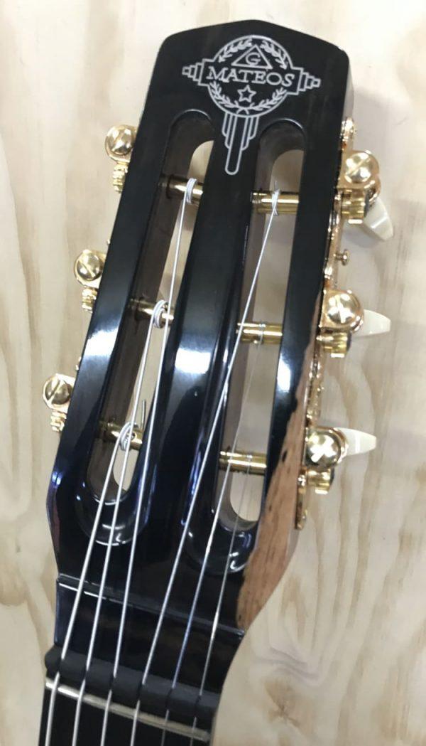 Guitarra jazz manouche modelo Django Gerónimo Mateos