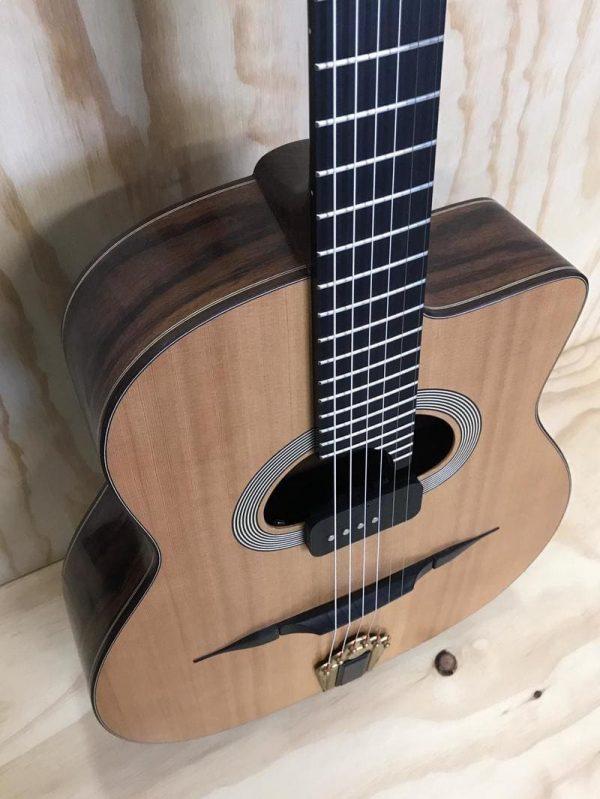 Guitarras artesanas Española