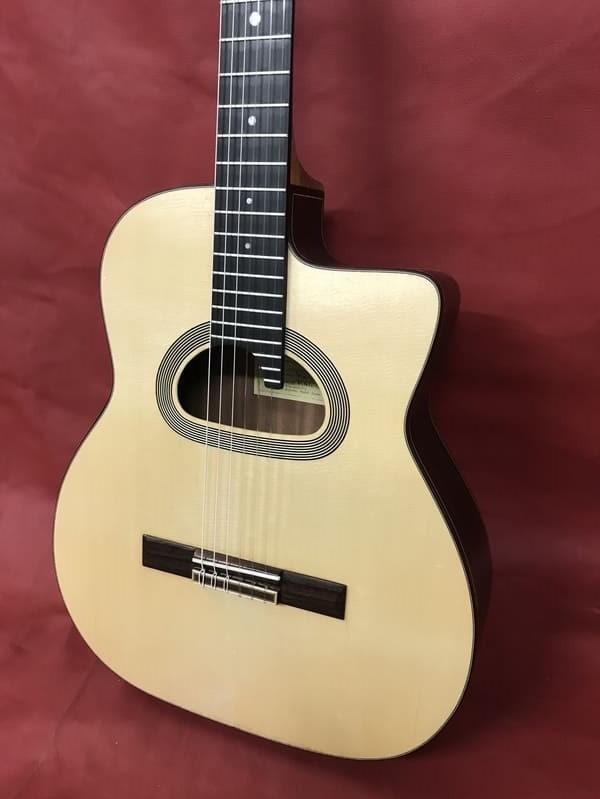 Guitarras Gerónimo Mateos Jazz Palosanto