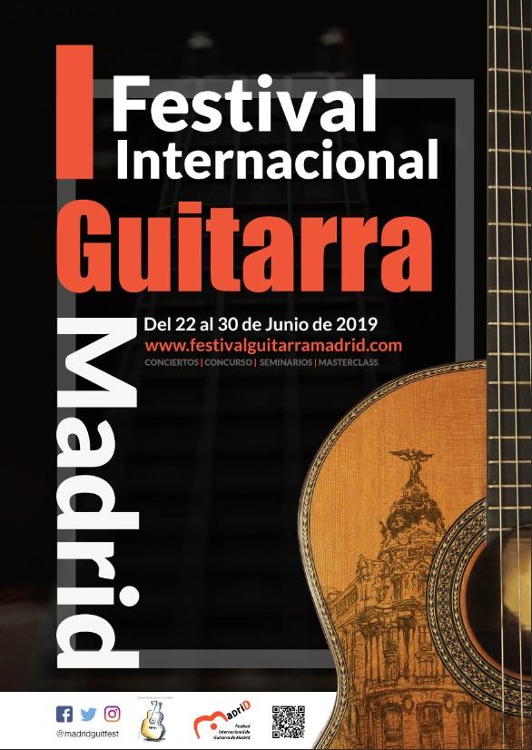 Festival Guitarra de Madrid. Luthier Gerónimo Mateos e Hijos