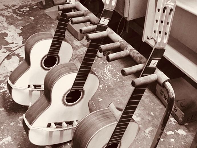 Guitarras Flamencas Gerónimo Mateos e Hijos
