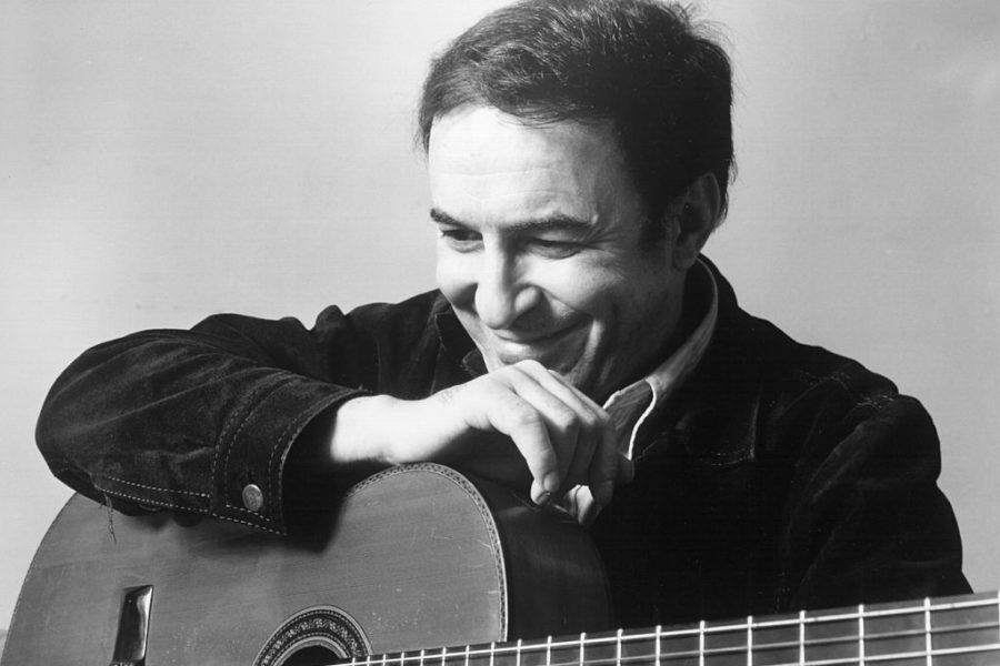 João Gilberto. Luthier Gerónimo Mateos e hijos