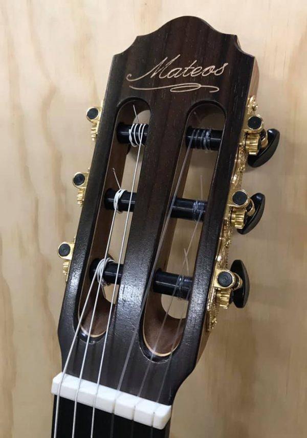 Guitarra clásica Auditorium Luthier Mateos