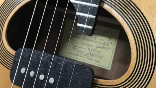 guitarra jazz manouche jazz B Gerónimo Mateos