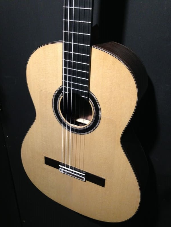guitarras flamencas de luthier