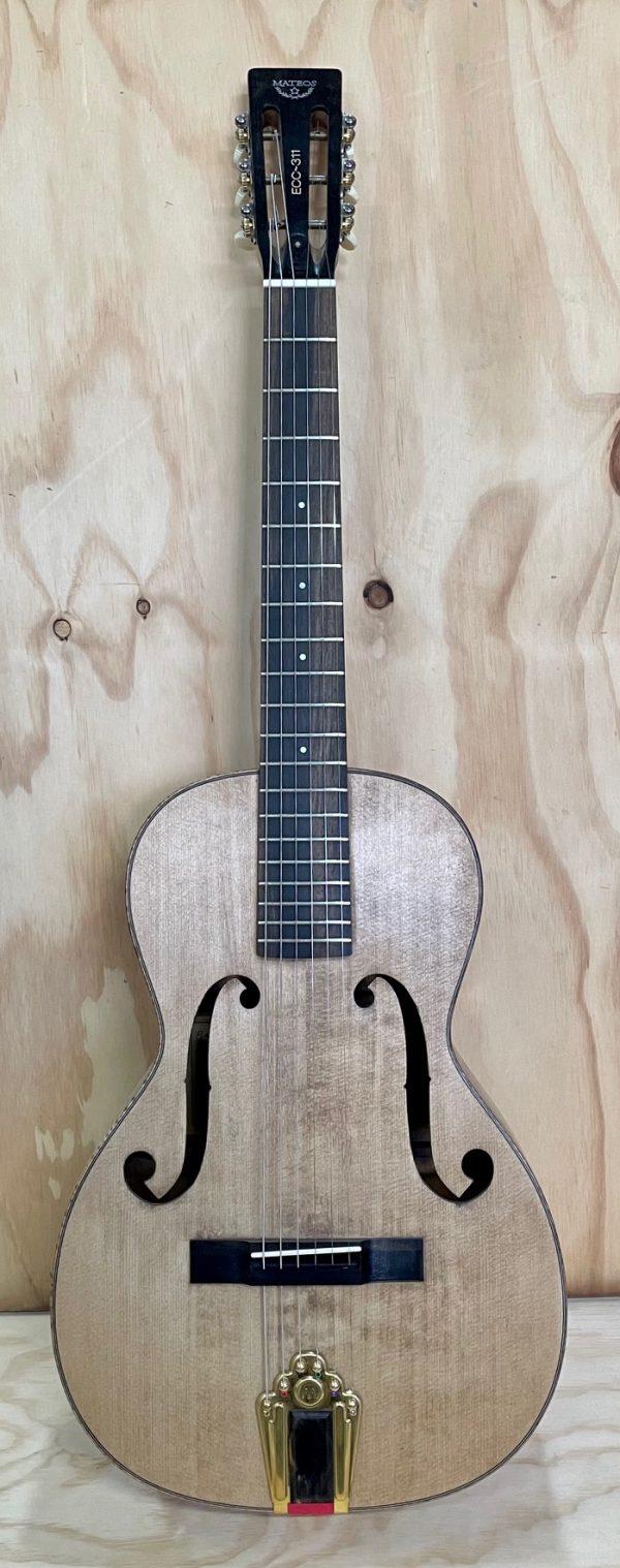 Guitarra Acústica Tennessee EFES. Gerónimo Mateos Luthier en Madrid